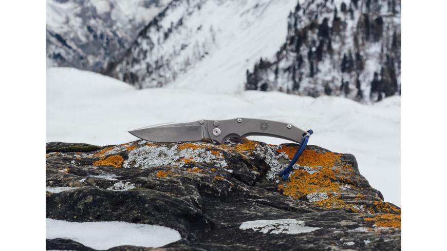 Kloetzli - Swiss Border Guard Klappmesser - Outdoor Messer