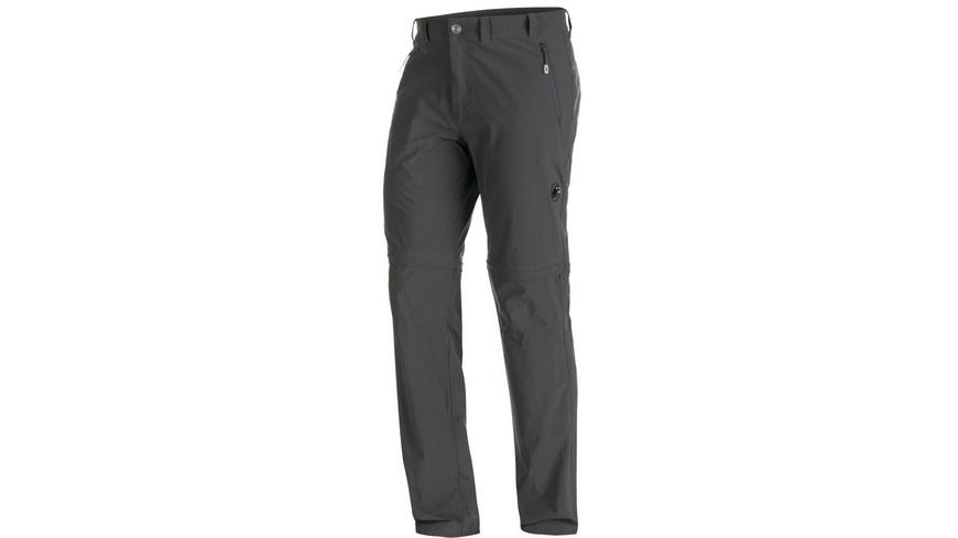 Mammut - Runbold Zip Off Pants Men Long - Trekkinghosen