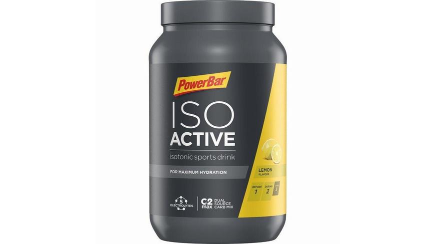 Power Bar - Iso Active 600g - Outdoor Nahrung