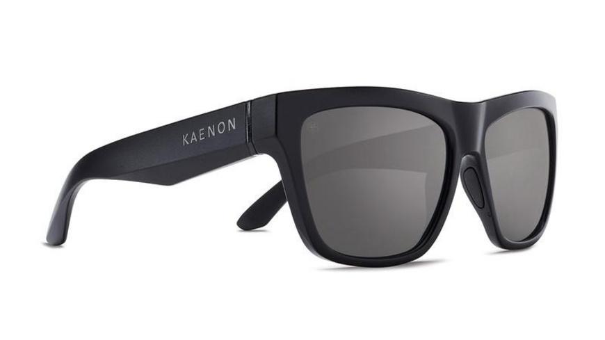 Kaenon - Ladera Grey wBlack Mirror - Sonnenbrillen