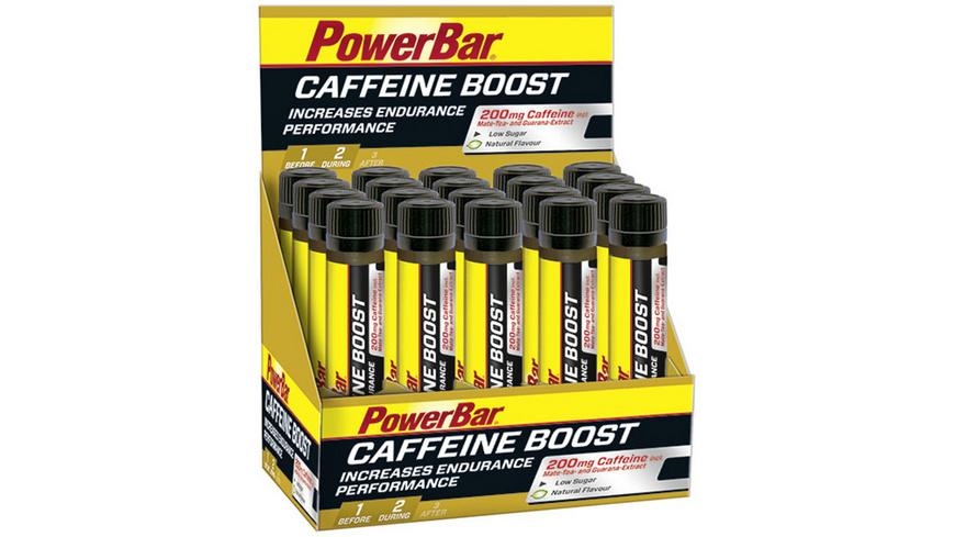 Power Bar - Caffeine Boost - Outdoor Nahrung