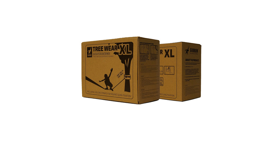 Gibbon - Treewear XL - Slacklines