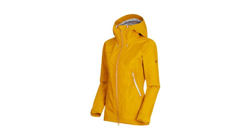 Mammut - Ridge HS Hooded Jacket Women - Hardshell Regenjacken