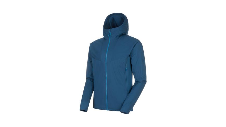 Mammut - Rime Light IN Flex Hooded Jacket Men - Isolierte Jacken