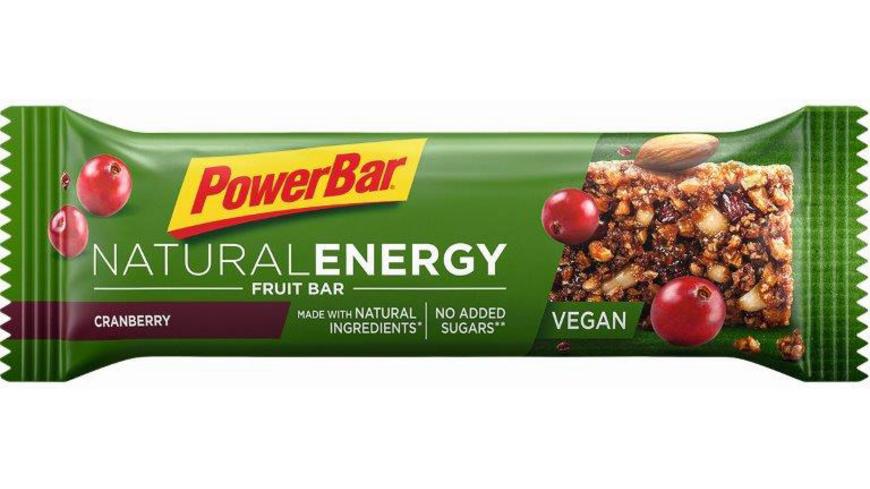Power Bar - Natural Energy Fruit Bar - Outdoor Nahrung