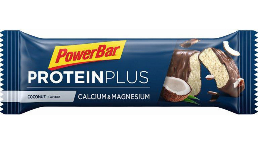 Power Bar - ProteinPlus Calcium Magnesium - Outdoor Nahrung
