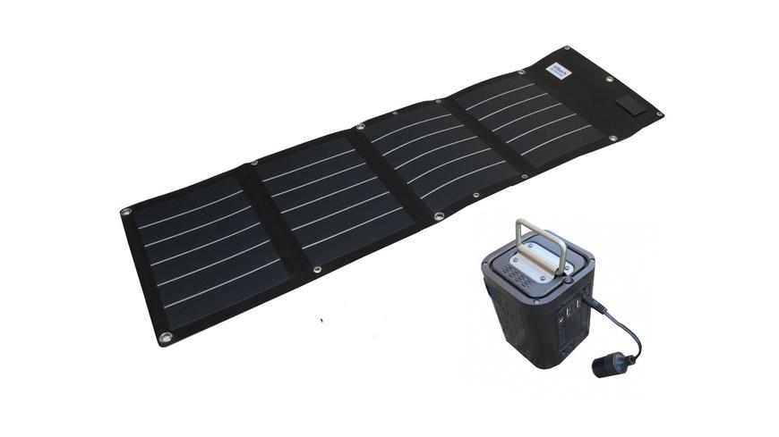 SIStech - Set Solarflex 20 W SG99 - Ladegeraete