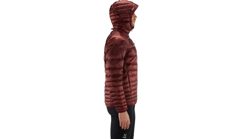Hagloefs - Essens Down Hood Men - Isolierte Jacken