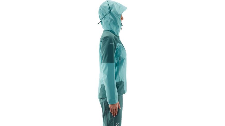 Hagloefs - LIM Touring Proof Jacket Women - Hardshell Regenjacken