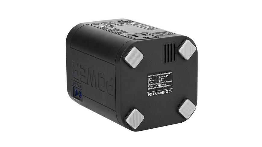 SIStech - Solargenerator Smart 99 - Powerbank