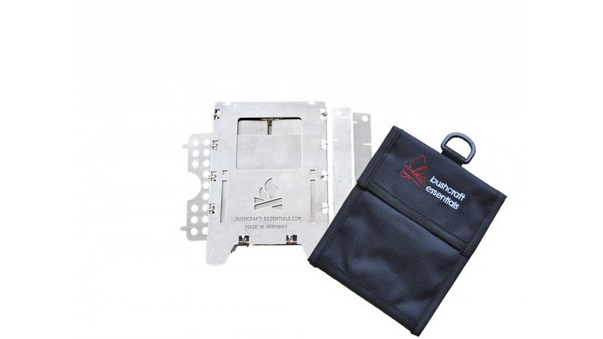 Bushcraft Essentials - Bushbox LF Set - Campingkocher