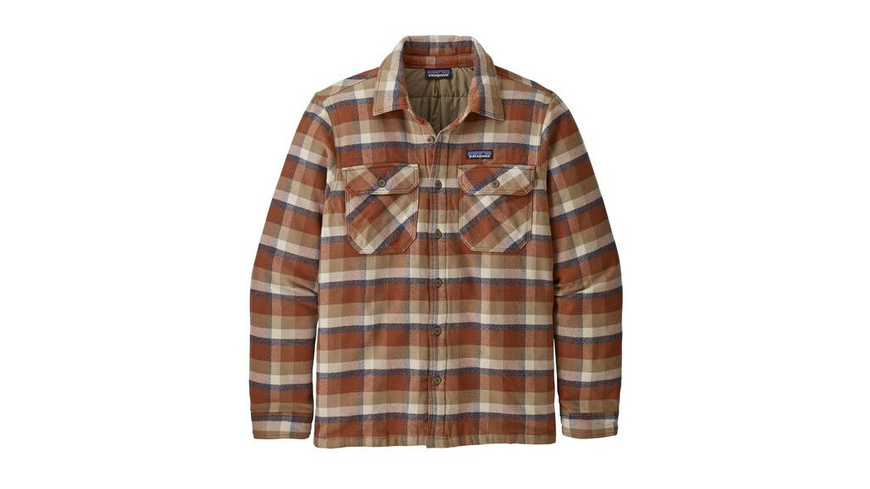 Patagonia - MS Insulated Fjord Flannel Jacket - Hemden