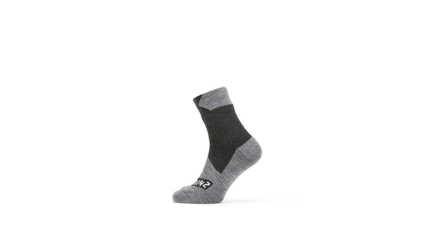 Seal Skinz - Waterproof all Weather Mid Length Sock - Velosocken