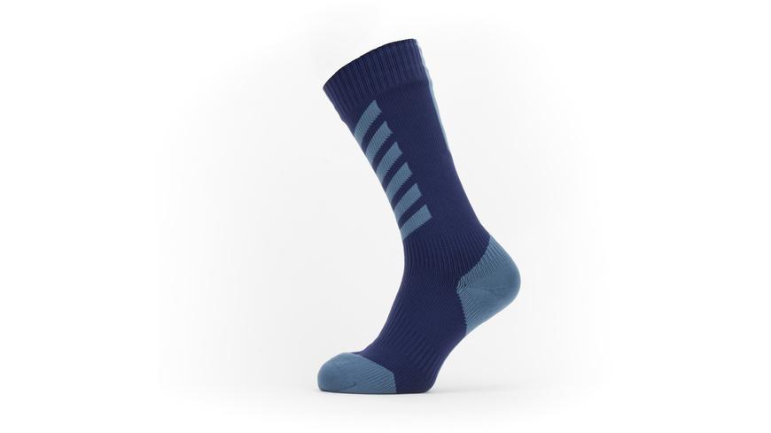 Seal Skinz - Waterproof cold Weather Mid Length Sock Hyd - Velosocken