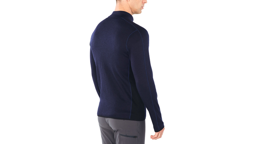 Icebreaker - Mens Elemental LS Zip - Isolierte Jacken