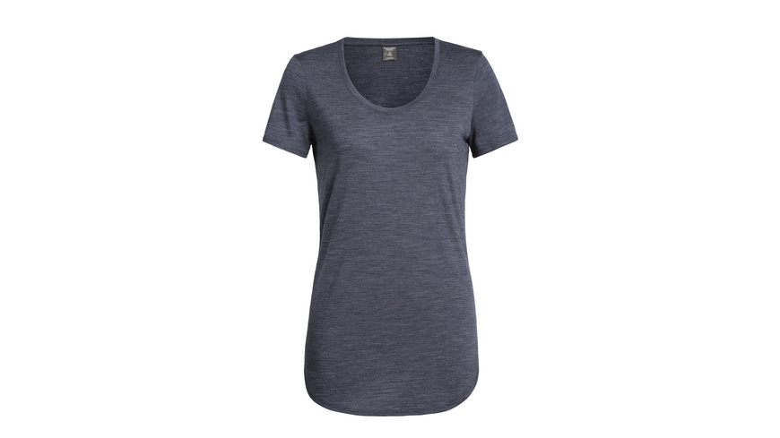 Icebreaker - Wmns Solace SS Scoop - TShirts
