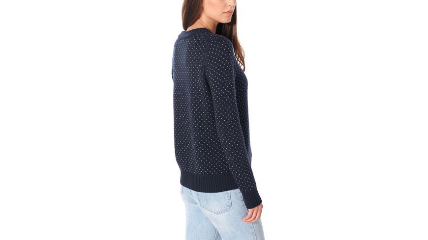 Icebreaker - Wmns Waypoint Crewe Sweater - Oberteile