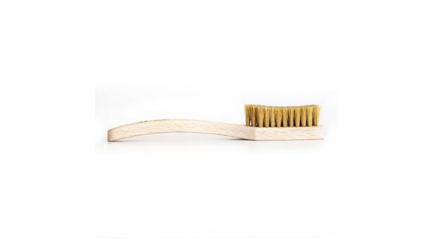Lapis - Lapis Buerstchen Holz extra breit - Magnesium