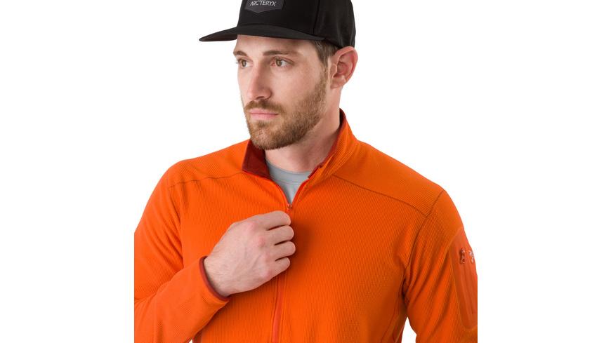 Arcteryx - Delta LT Zip Neck Mens - Pullover