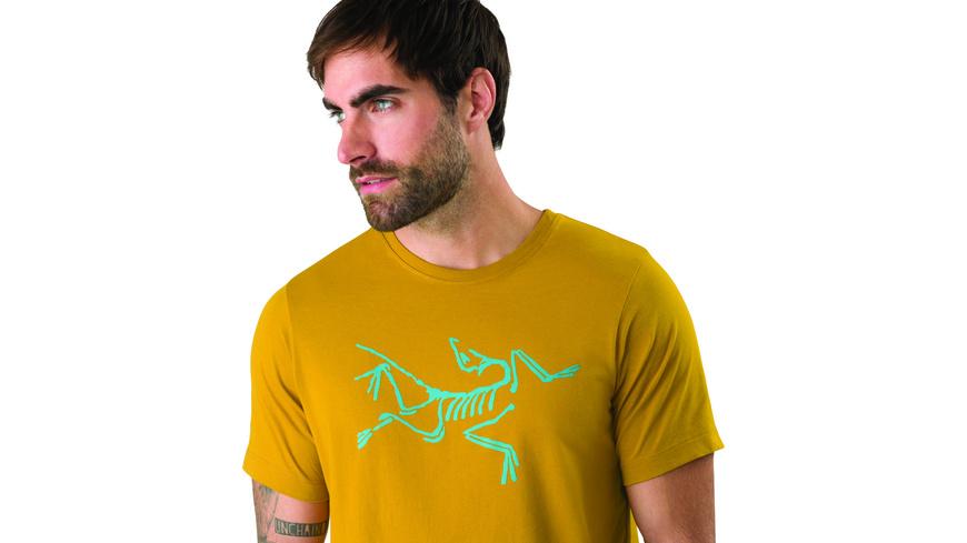 Arcteryx - Archaeopteryx TShirt SS Mens - Kletteroberteile