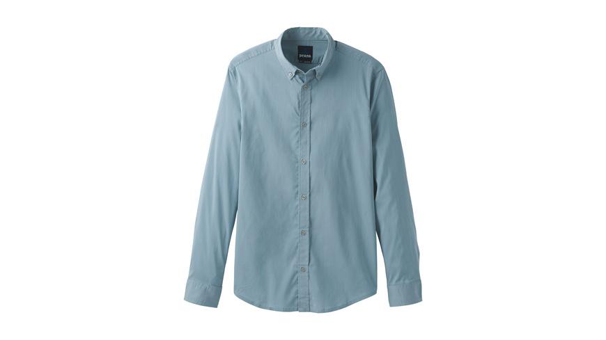 Prana - Granger Long Sleeve Tailored - Hemden