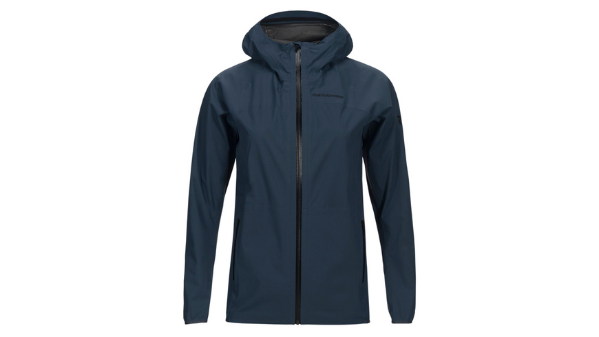 Peak Performance - W Eastlight Jacket - Hardshell Regenjacken