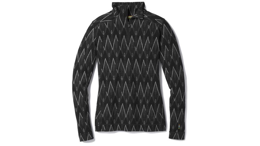 Smartwool - Womens Merino 250 Baselayer Pattern 14 Zip - Pullover