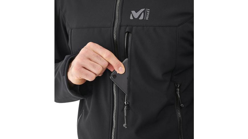 Millet - Track JKT M - Softshelljacken