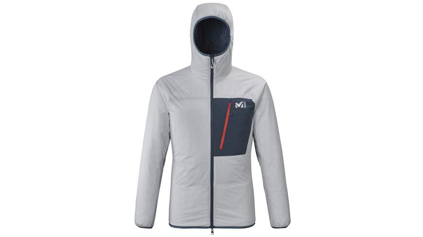 Millet - Fusion Reverse Stretch Hoodie M - Isolierte Jacken