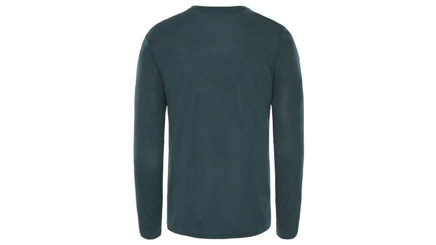 The North Face - M Reaxion Amp LS Crew - Langarmshirts