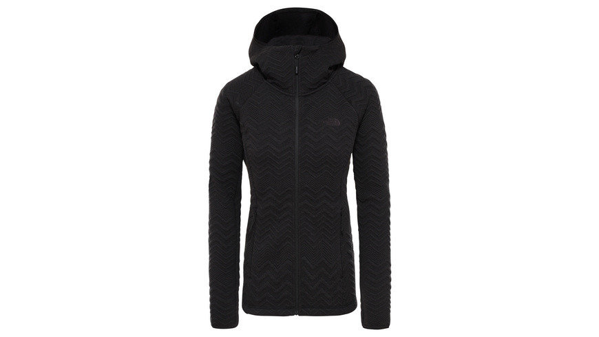 The North Face - W Inlux Tech Midlayer - Fleecejacken