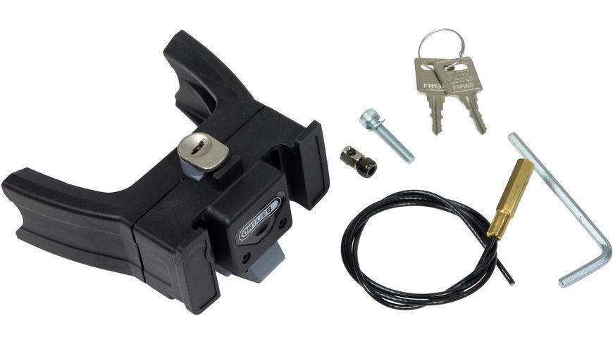 Ortlieb - Handlebar MountingSet EBike w Lock - Velotaschen