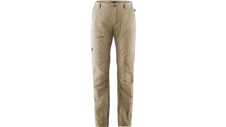 Fjaellraeven - Travellers MT Zipoff Trousers W - Trekkinghosen