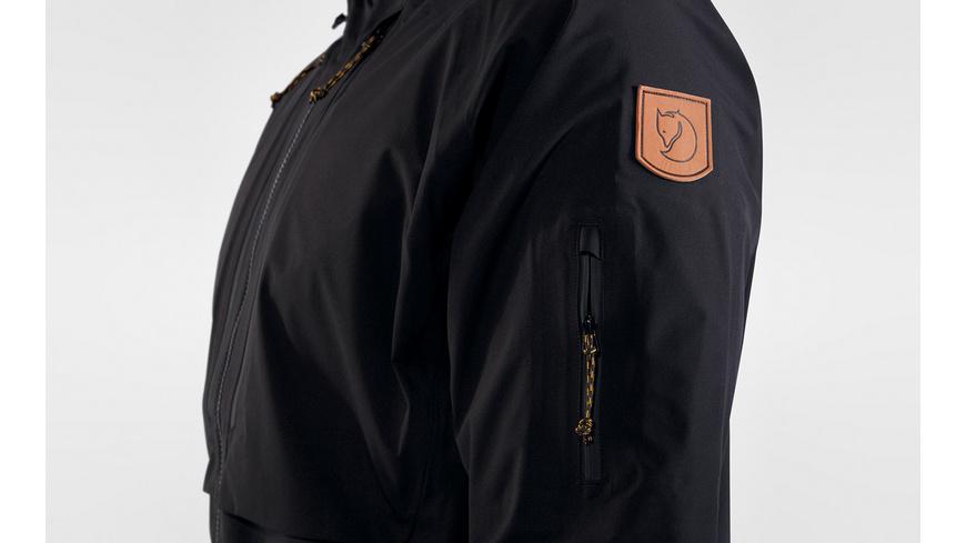 Fjaellraeven - Keb EcoShell Jacket - Hardshell Regenjacken
