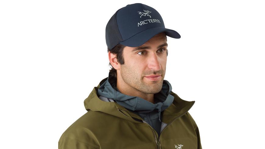Arcteryx - ArcWord Trucker Hat - Kappen Muetzen