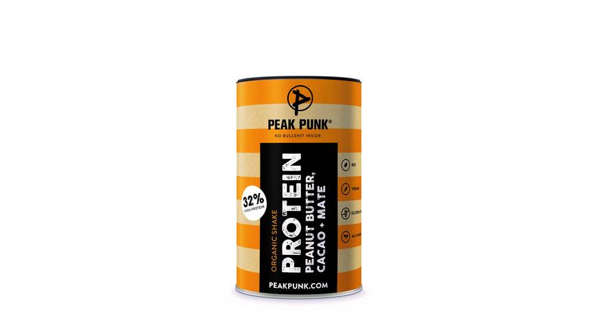 Peak Punk - Bio Protein Shake - Outdoor Nahrung