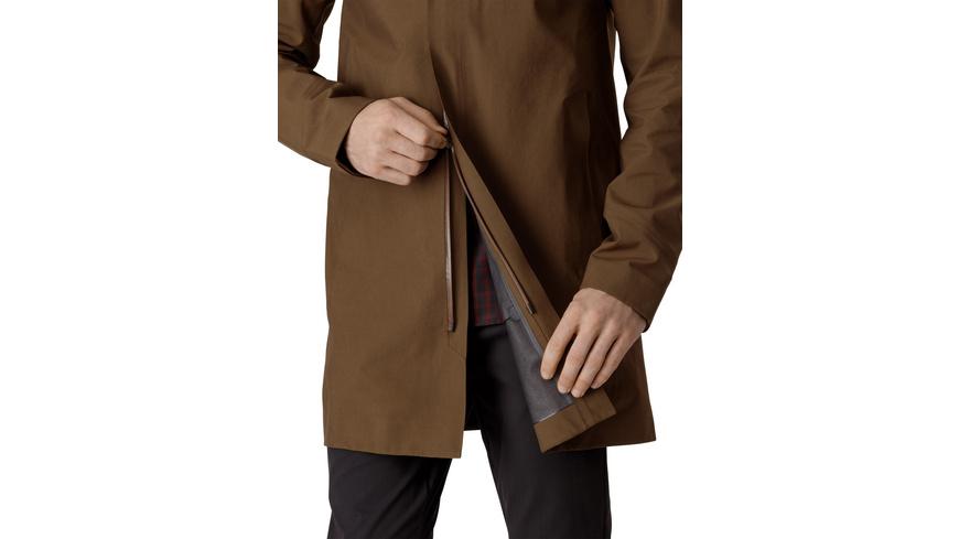 Arcteryx - Keppel Trench Coat Mens - Parkas
