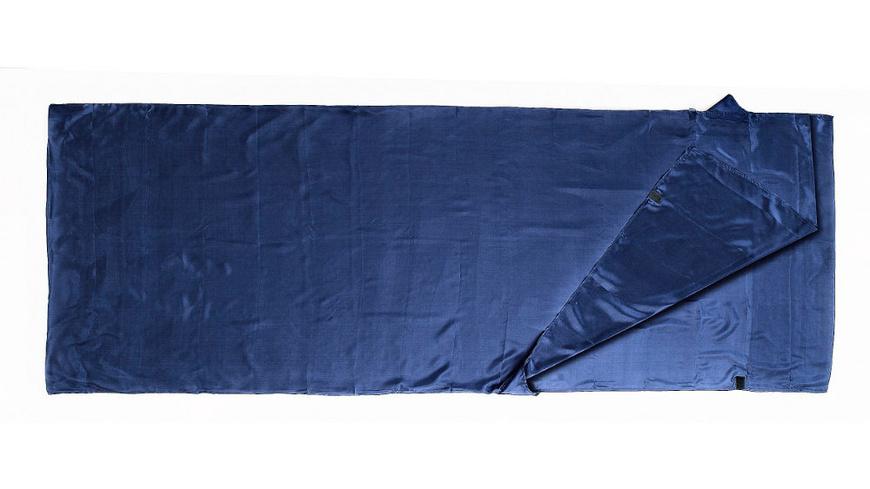 Kaikkialla - Seideninlett rechteckig Iso Aska - Schlafen Zubehoer