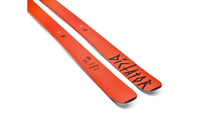 Faction Skis - Dictator 30 - Ski