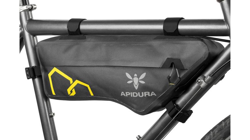 Apidura - Expedition Frame Pack 3L - Velotaschen