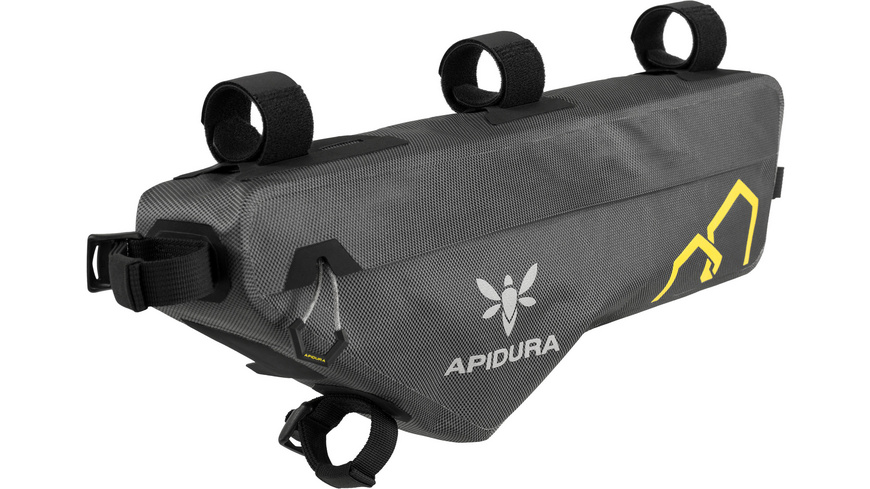Apidura - Expedition Frame Pack 45L - Velotaschen