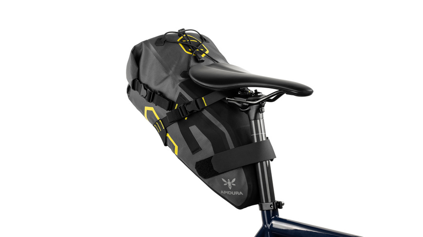Apidura - Expedition Saddle Pack 9L - Velotaschen