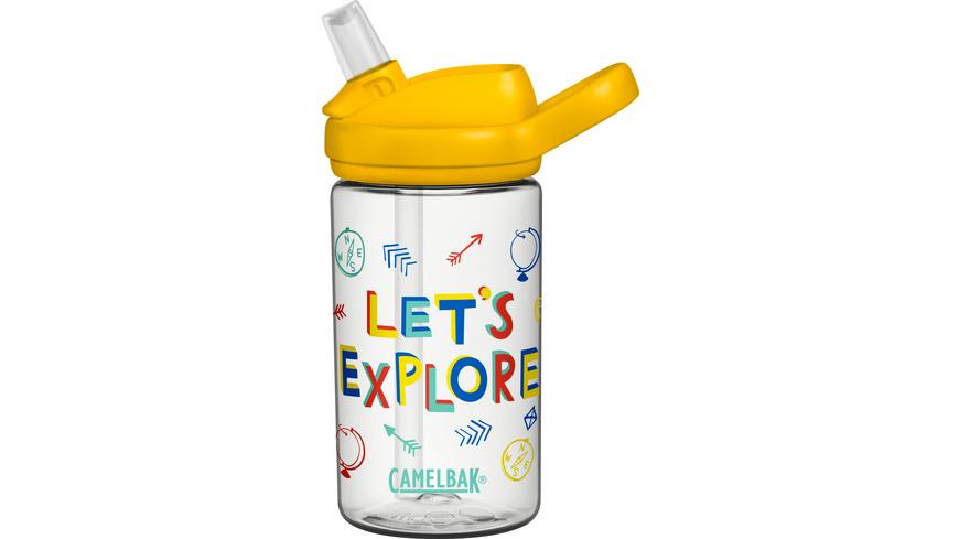 Camelbak - Eddy Kids Bottle 04 l - Trinkflaschen