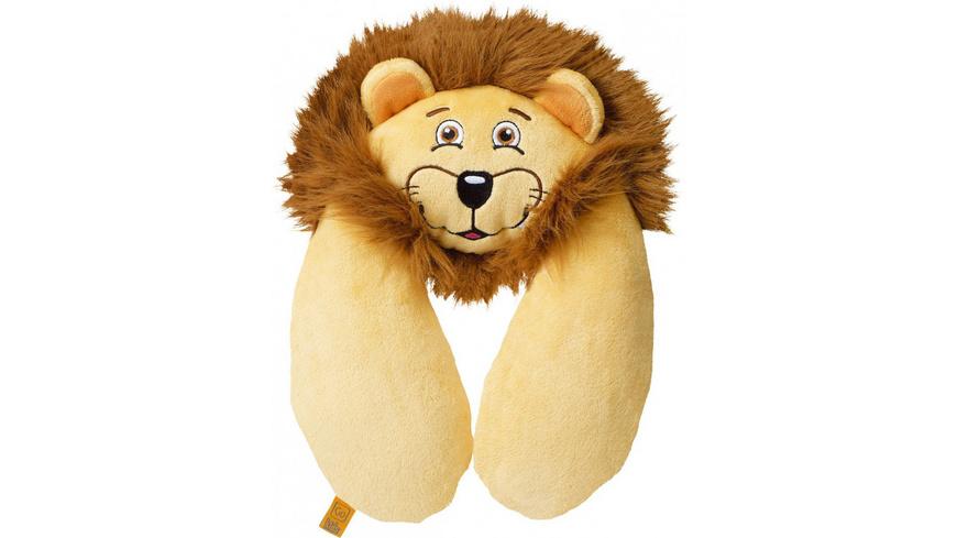 GO Travel - Lion Neck Pillow - Schlafzubehoer