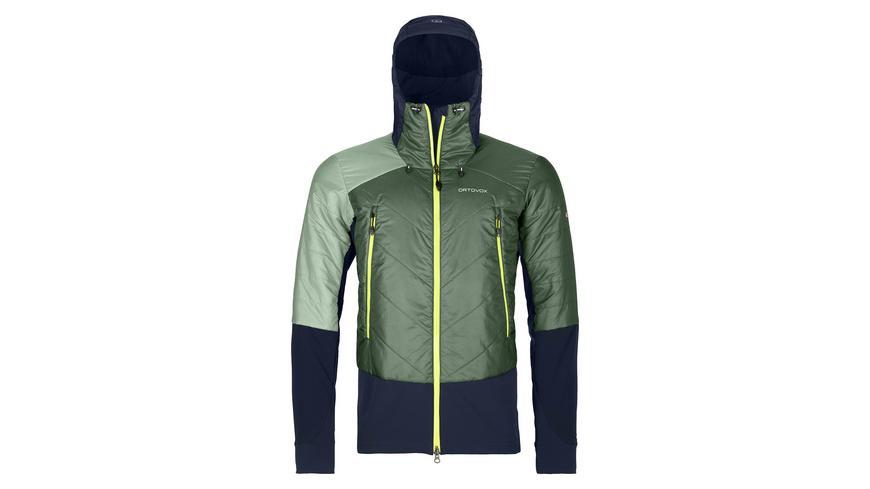 Ortovox - Swisswool Piz Palue Jacket M - Softshelljacken