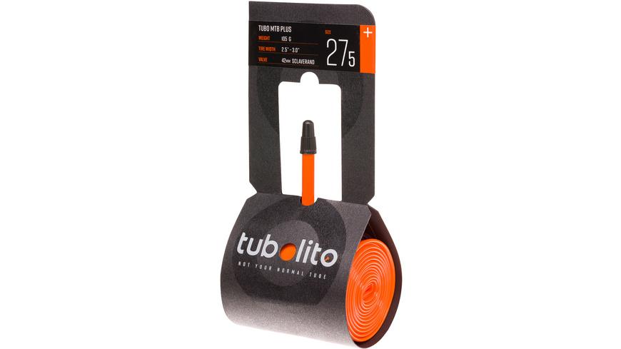 Tubolito - Tubo MTB 275 x 2530 Prestaventil 42mm - Veloschlaeuche