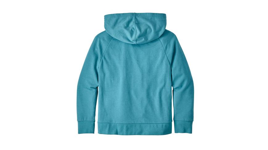 Patagonia - Girls LW Fitz Roy Rainbow Hoody Sweatshirt - Pullover