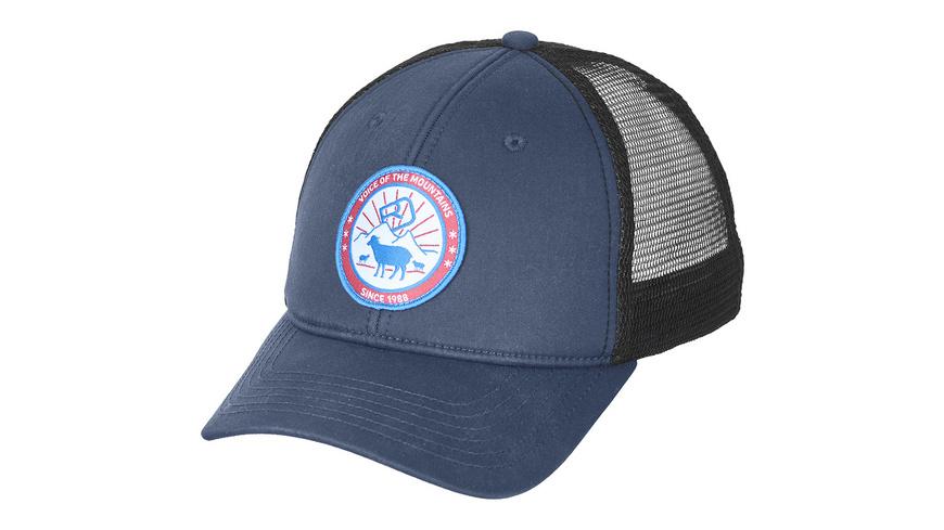 Ortovox - Stay in Sheep Trucker Cap - Kappen Muetzen