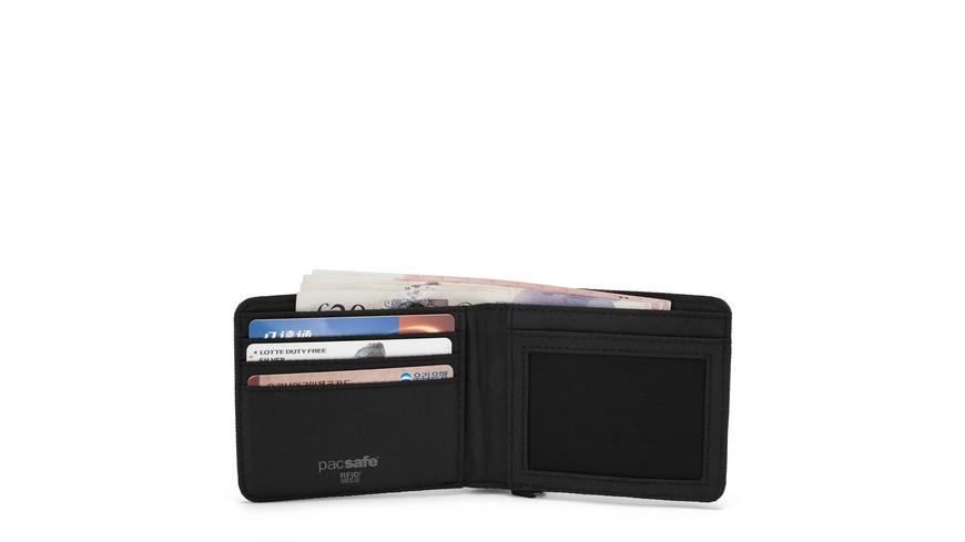 Pacsafe - RFIDsafe bifold wallet - Portemonnaies Dokumententaschen