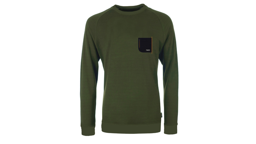 Pally Hi - Crew Sweater Cosmonaut - Pullover